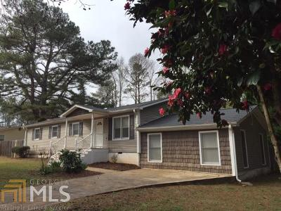 Fayetteville Single Family Home New: 111 Grooms Rd