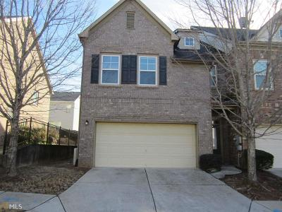 Lawrenceville Condo/Townhouse Under Contract: 989 Parkside Wood Ct