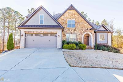 Dacula Single Family Home New: 3447 Holly Glen Dr