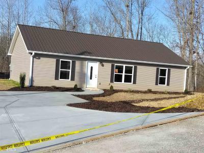 Lumpkin County Single Family Home New: 126 Maid Marian Cir #68