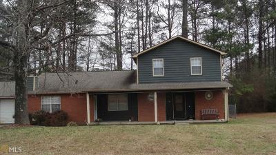 Atlanta Multi Family Home Under Contract: 5842 Summerglenn Ln