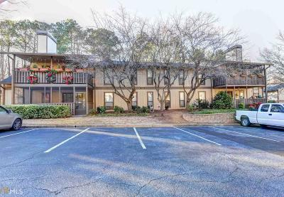 Sandy Springs Condo/Townhouse Under Contract: 908 Woodcliff Dr
