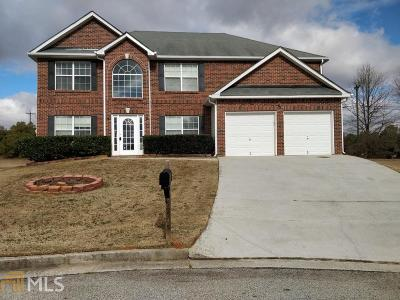 Loganville Single Family Home Under Contract: 4245 Ivy Fork Dr