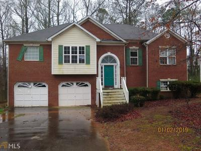 Lithia Springs Single Family Home Under Contract: 944 Aspen Dr