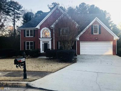 Lilburn Single Family Home For Sale: 5855 Dovnick