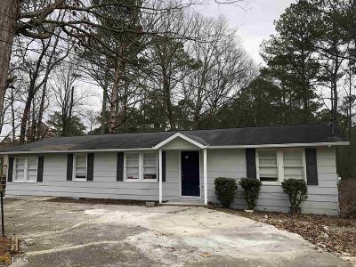 Conyers GA Single Family Home New: $122,000