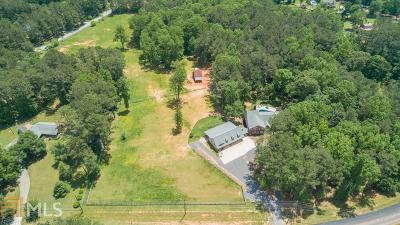 Acworth Single Family Home For Sale: 3442 Cheatham Rd