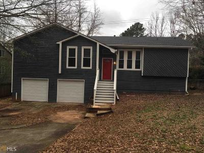 Snellville Single Family Home Under Contract: 2724 Mountbery Dr