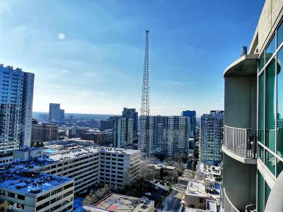 Condo/Townhouse New: 923 Peachtree St #2023