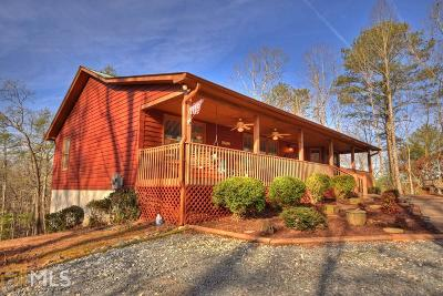 Ellijay Single Family Home For Sale: 35 Cameo Ct