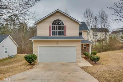 Douglasville Single Family Home New: 2795 Highland Hill Pkwy