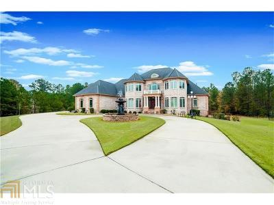 Fayetteville GA Single Family Home New: $1,324,999