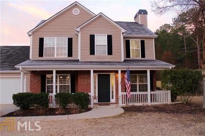 Loganville Single Family Home New: 3429 Pleasant Vw Ct