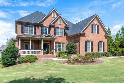 Acworth Single Family Home New: 48 Ridge View Ct