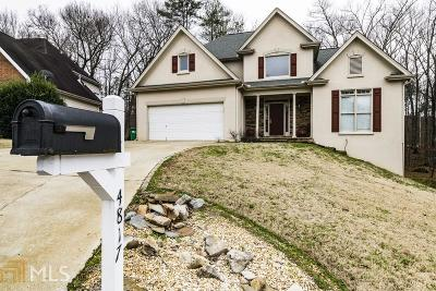 Acworth Single Family Home New: 4817 Thicket Path #P1