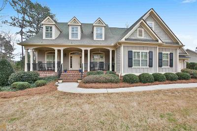 Newnan Single Family Home For Sale: 41 Marina Dr