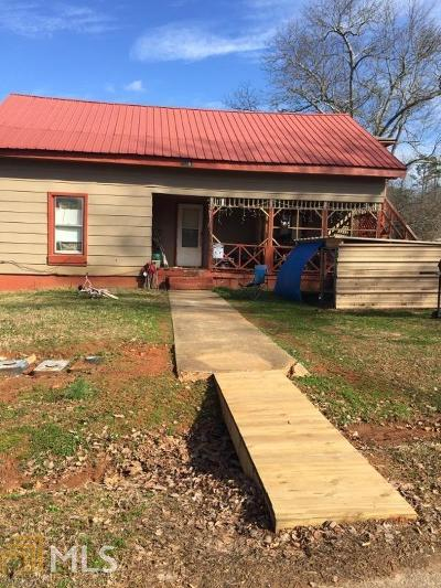 Habersham County Single Family Home New: 110 Grado