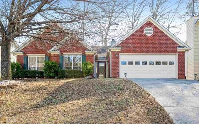 Alpharetta Single Family Home New: 5015 Saddle Bridge