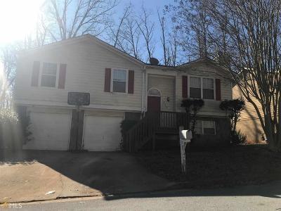 Stone Mountain Single Family Home New: 1265 To Lani Farm Rd
