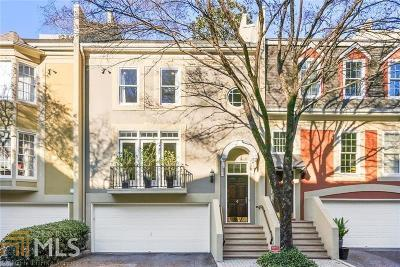 Condo/Townhouse Under Contract: 1 Peachtree Battle Ave #4