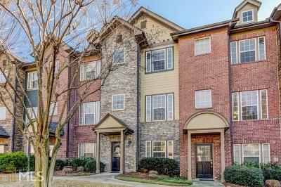 Brookhaven Condo/Townhouse Under Contract: 1444 Ashford Creek Cir