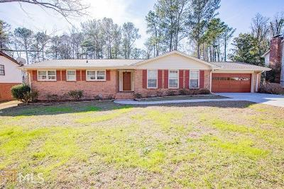 Lilburn Single Family Home New: 629 Old Hickory Ln