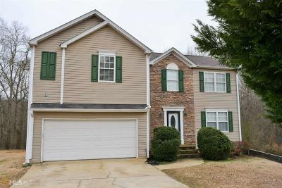 Powder Springs Single Family Home New: 960 Crestworth Xing