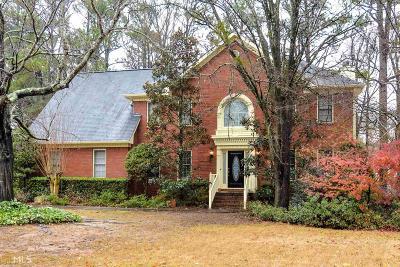 Stone Mountain Single Family Home New: 1806 Oak Ridge Cir