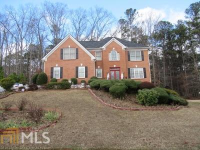 Stone Mountain Single Family Home New: 6854 Blantyre Blvd