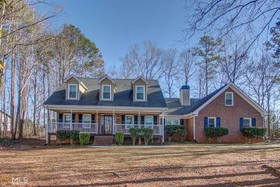 Conyers GA Single Family Home New: $270,000