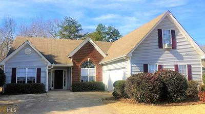 Flowery Branch Single Family Home New: 5382 Amber Cove Way