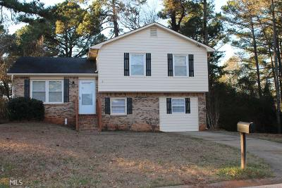 Rockdale County Single Family Home Under Contract: 576 Dove Tail Ct