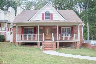 Stone Mountain Single Family Home New: 553 Freemans Walk