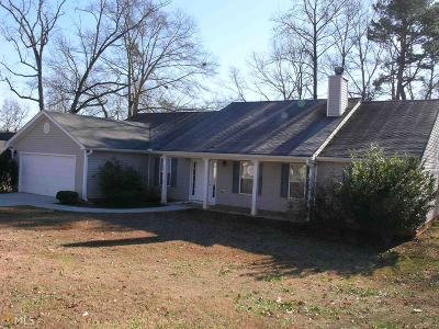 Winder Single Family Home New: 1277 Wentworth