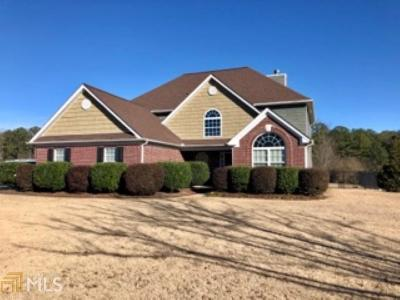 Newnan Single Family Home New: 27 Maple Creek Dr