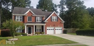 Lilburn Single Family Home New: 2000 Embassy Walk Ln