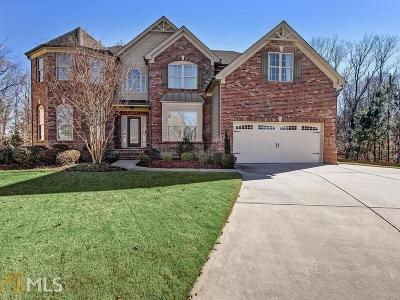 Dacula Single Family Home New: 1607 Williams Mill Way