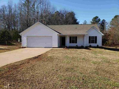 Winder Single Family Home Under Contract: 610 Anns Way