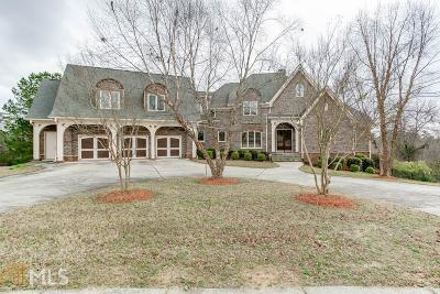Flowery Branch Single Family Home For Sale: 4826 Rose Heights Dr