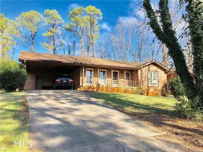 Tucker Single Family Home New: 3804 Sarahs Ln