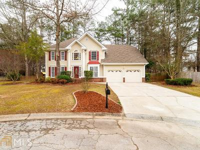 Powder Springs Single Family Home New: 3373 Stone Path Way