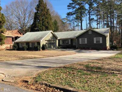 Conyers GA Single Family Home New: $169,000