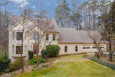 Cumming Single Family Home New: 6525 Black Oak Dr