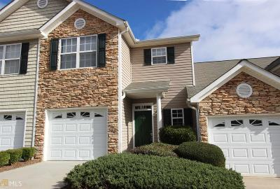 Acworth Condo/Townhouse Under Contract: 263 Derby Ct