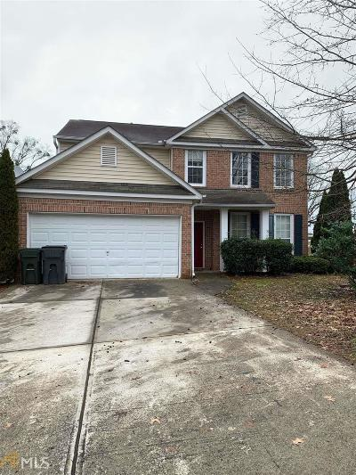 Marietta Single Family Home New: 2095 Ridgestone
