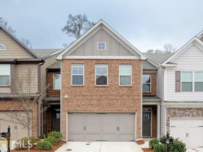 Smyrna Condo/Townhouse New: 5038 Whiteoak St