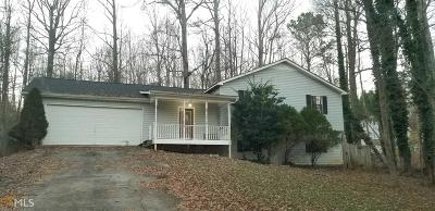 Auburn Single Family Home Under Contract: 1531 Betts Creek Dr