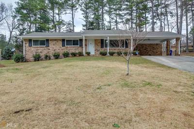 Tucker Single Family Home New: 4206 Smithfield Dr