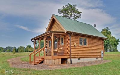 Hart County Single Family Home New: 359 Twelve Oaks Rd