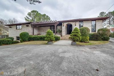 Doraville Single Family Home Under Contract: 3624 Evans Rd